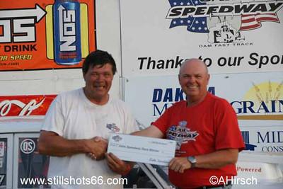 Winners Circle July 4, 2009