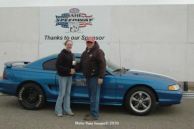 Winners Circle May 2, 2010