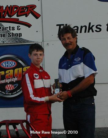 Winners Circle June 19, 2010