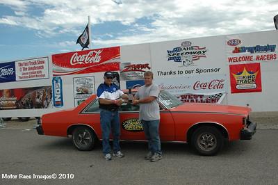 Winners Circle July 4, 2010