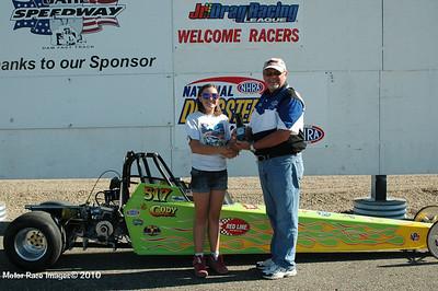 Winners Circle August 8, 2010