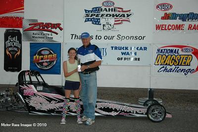 Winners Circle August 21, 2010