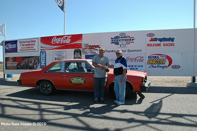 Winners Circle August 22, 2010