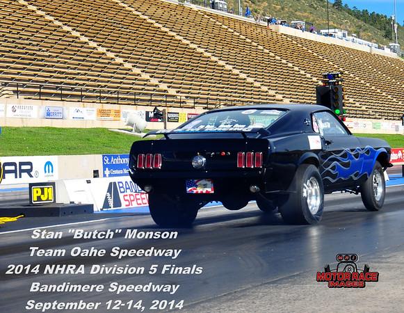 Team Oahe Speedway Members - 2014 Division 5 ET Finals